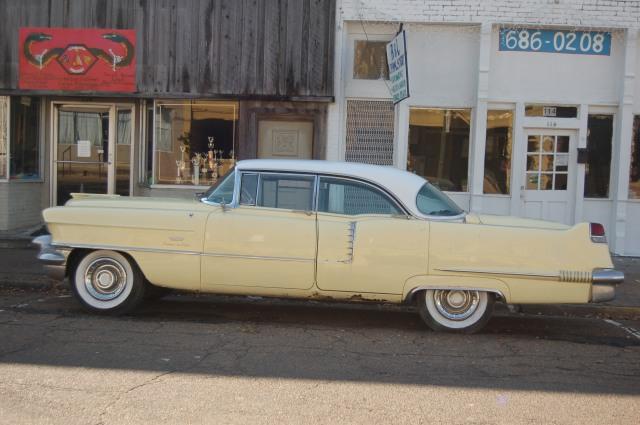 Delta Cadillac