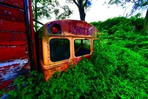 School Bus Storage